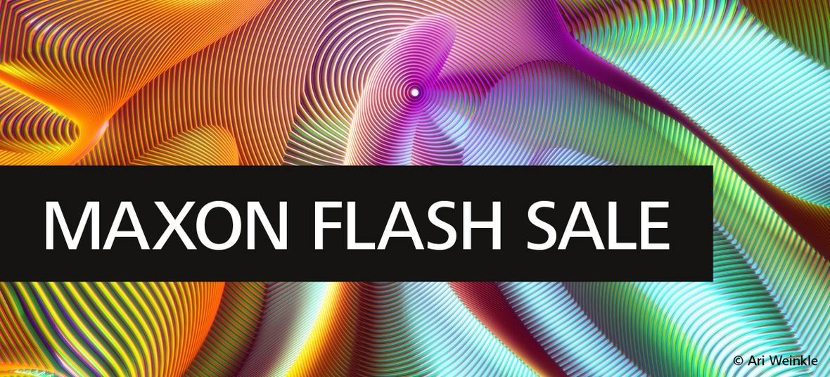 Maxon Flash Sale: 30% off New Licences | Megabits Trust